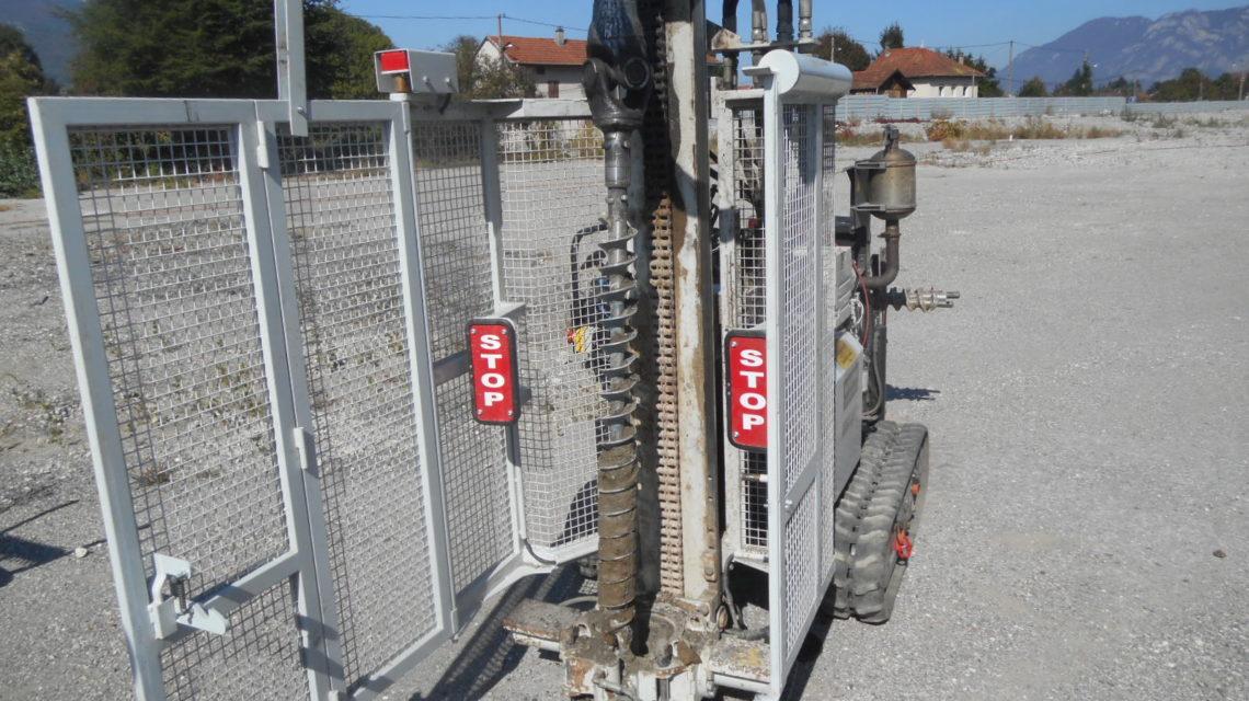 maîtrise d'oeuvre des travaux de dépollution d'une papeterie en Isère