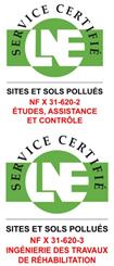 Certification LNE