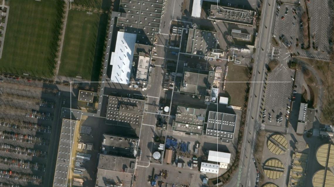 Maîtrise d'oeuvre de déconstruction sur un site de production dans le Haut-Rhin