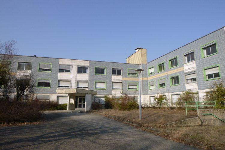 maître d'oeuvre pour les opérations de désamiantage et dé déconstruction d'un hopital en Haute-Savoie